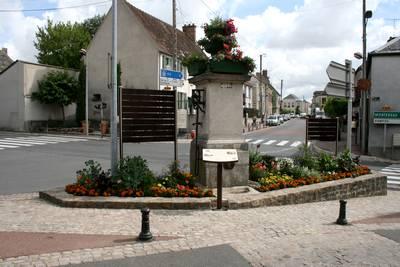Place du Puits de l'Échelle (photo: SHCB)
