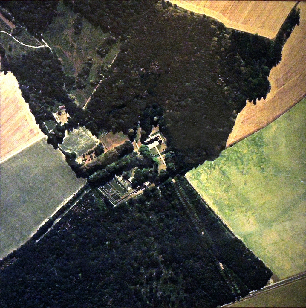 Vue aérienne du Bois Louis. Photo du Bois Louis)