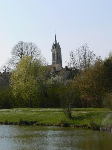 Le Parc Sainte Reine