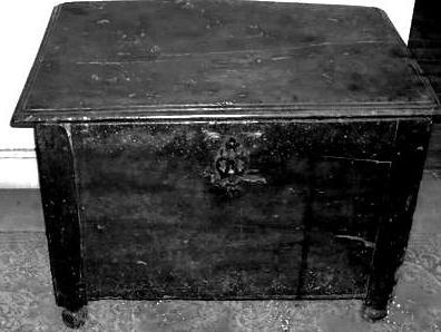 coffre du XVIIIe siècle