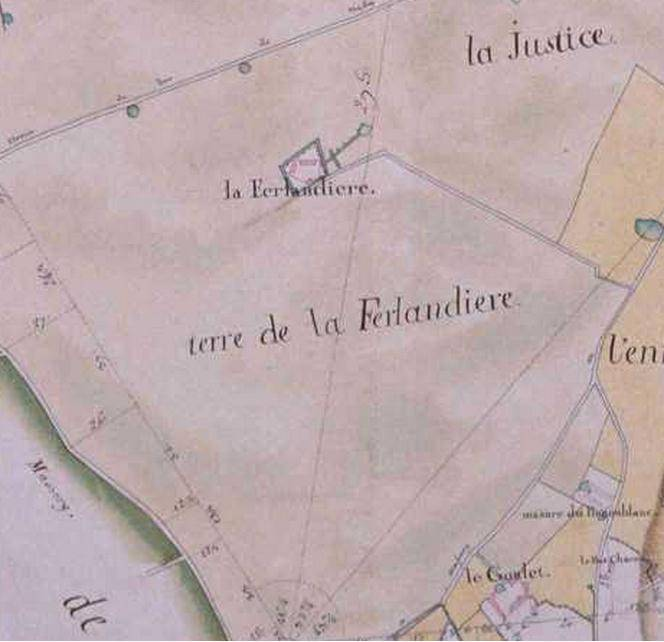 Plan d'intendance 1785 (AD 77 cote 1c49/10)