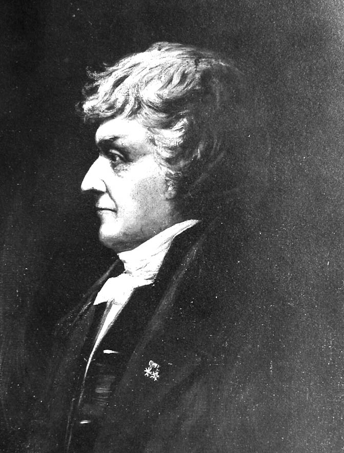 Portrait Puissant Louis (Académie des Sciences)
