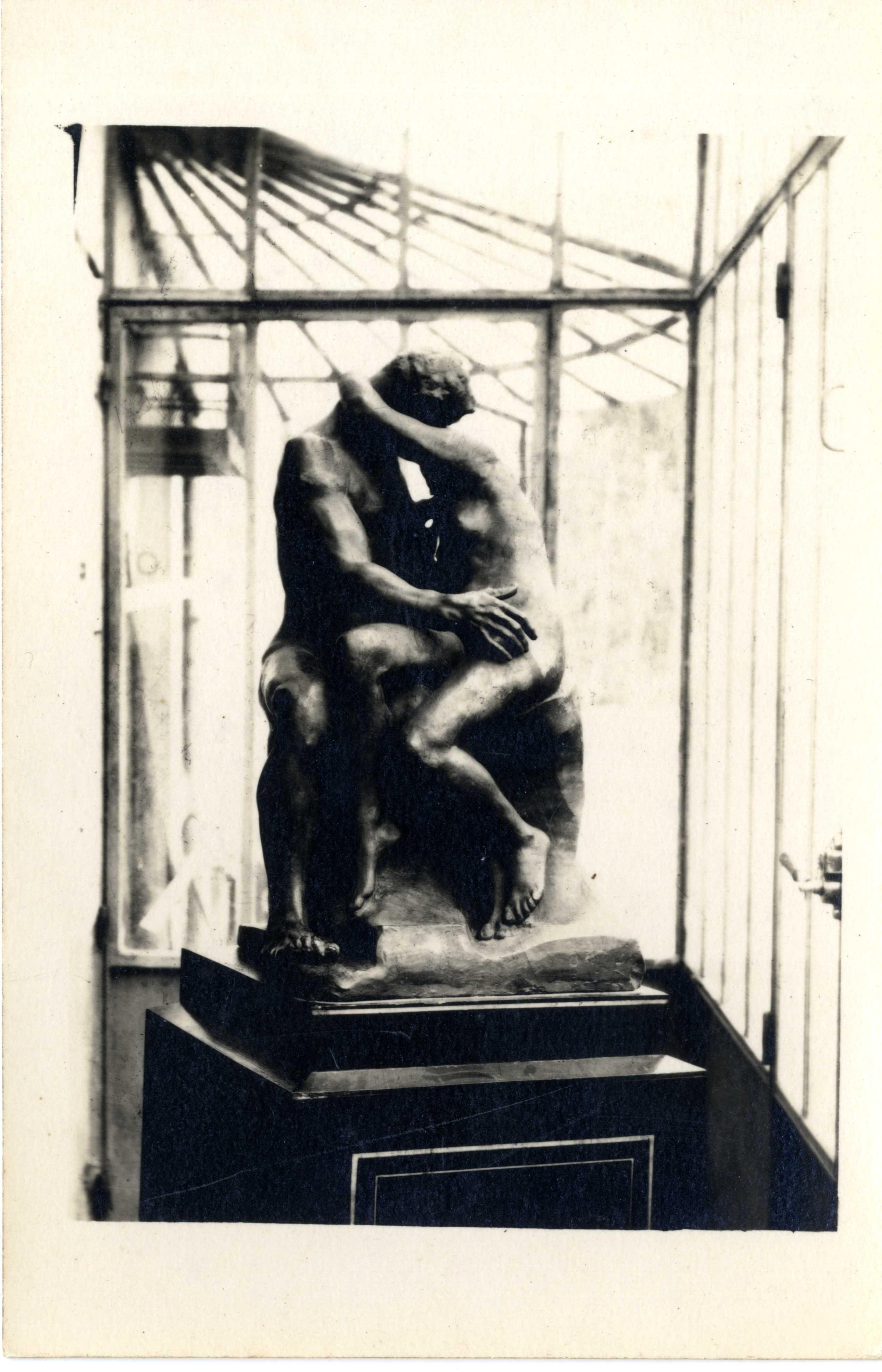 Baiser de Rodin a Vivier
