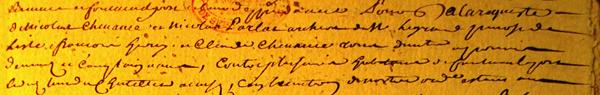 Archives départementales de Seine-et-Marne cote:B94