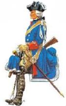 Archers au 18ème siècle