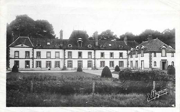 Le Bois Louis début XXe siècle. (Collection SHCB).