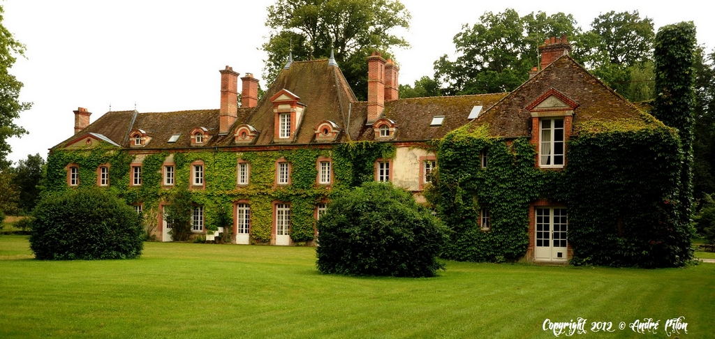 Bois Louis aujourd'hui (Photo André Pilon)