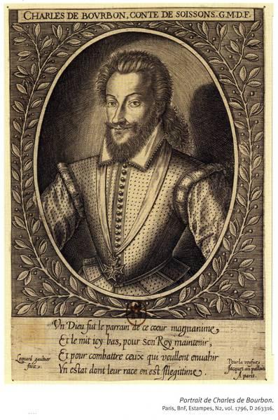 Portrait de Charles de Bourbon