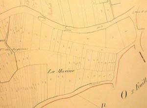 Cadastre de 1812 (Archives communales)
