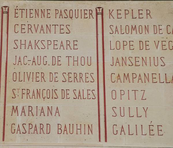 Bibliothèque Sainte-Geneviève à Paris (Collection SHCB)
