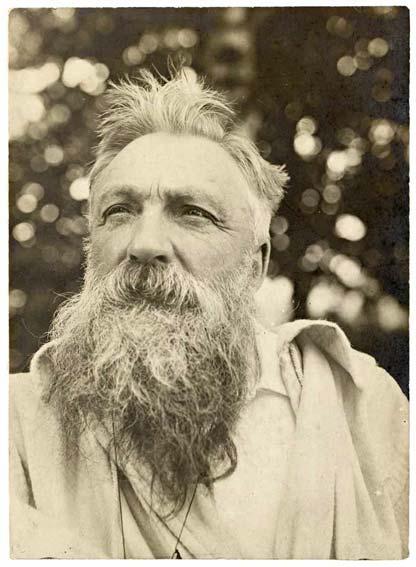 Portrait de Rodin, 1907 (Collection musée Rodin)