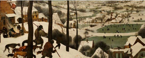 Tout est gelé (Bourgogne 1709)