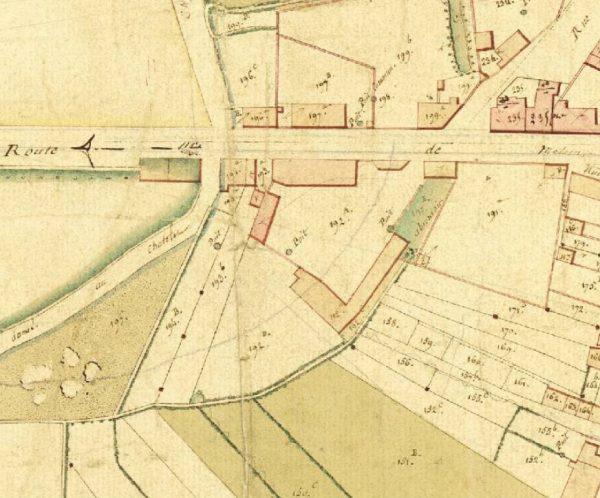 Cadastre Napoléonien 1812